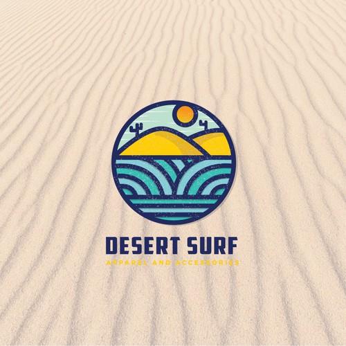 Desert surf