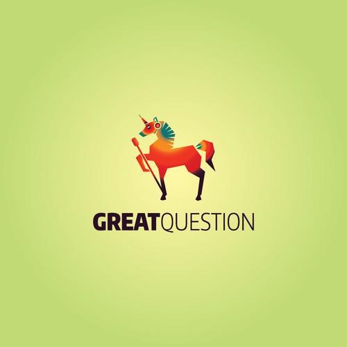 Great Question Logo Design