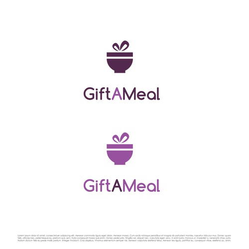 Concept Design for GiftAMeal