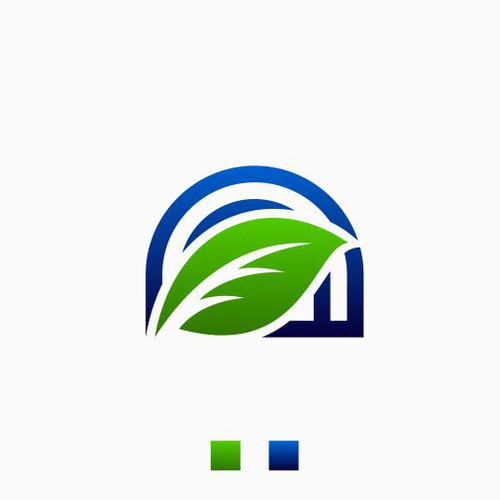 Logo horticultural structures