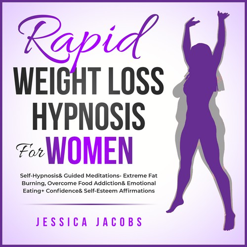 Rapid Weight Loss Hypnosis ebook cover