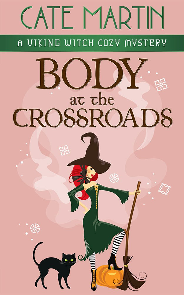 The Body at the Crossroads: A Viking Witch Mystery