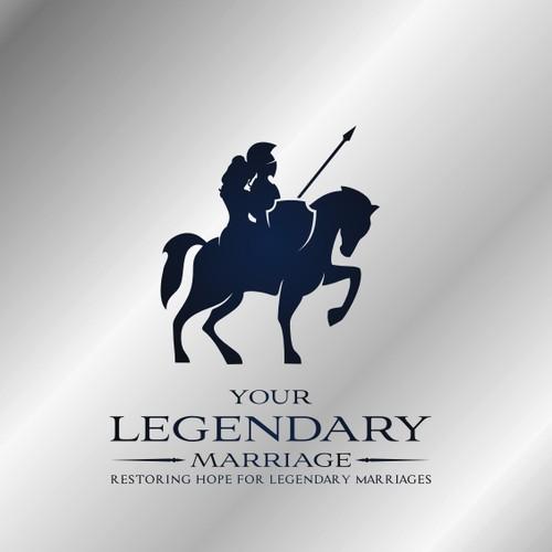 Warrior Knight Horse