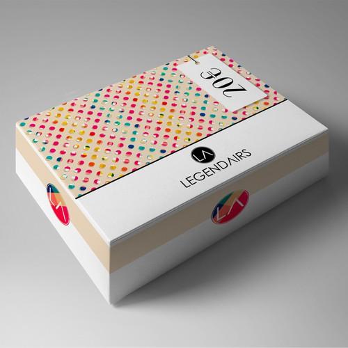 Promotional box design