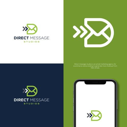 Email Marketing Agency needs a minimalist new logo