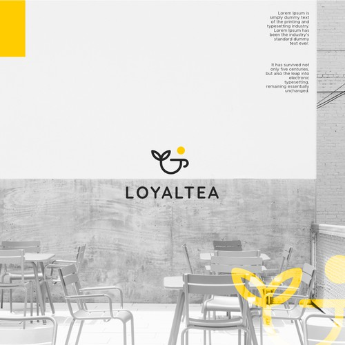Logo for LOYALTEA