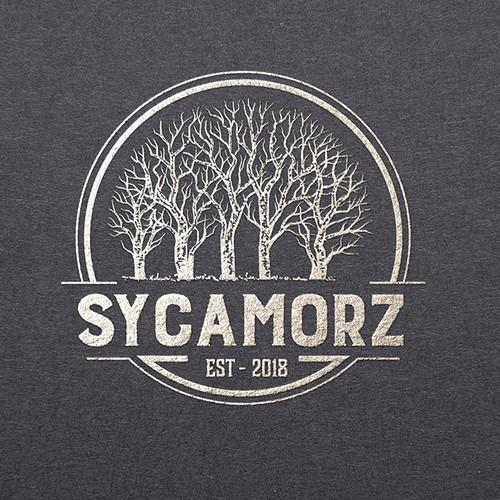 Sycamores Tree logo