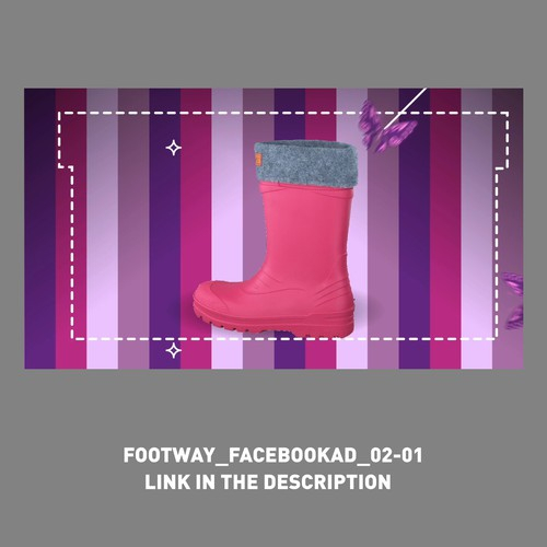 Footway / Facebookad
