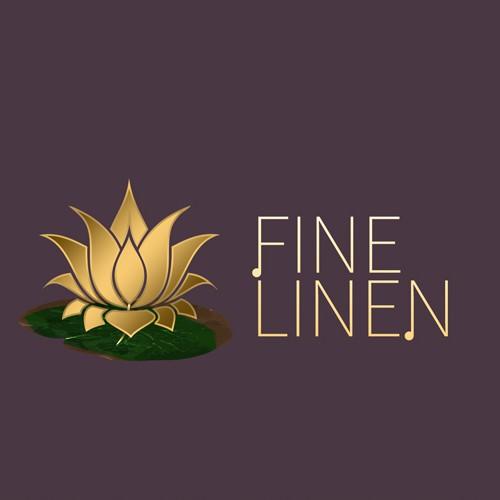 Logo Design Fine Linen