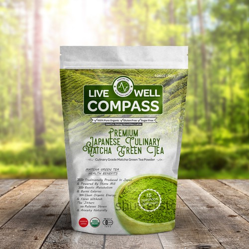 Design for Live Well Compass