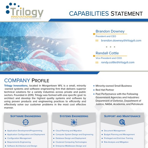 CAPABILITIES STATMENT