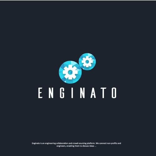 Enginato Logo