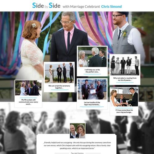 Wedding Celebrant in Sydney Australia
