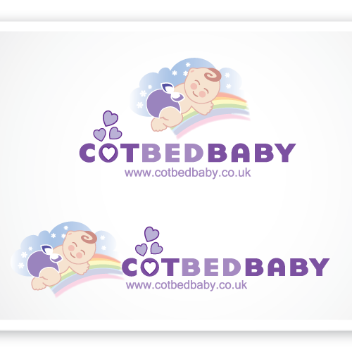 cot bed baby