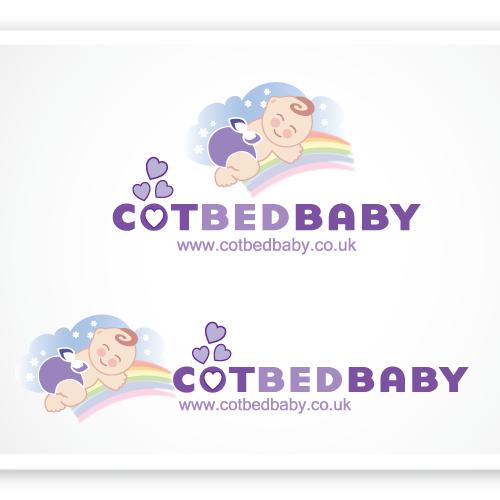 cot bed baby