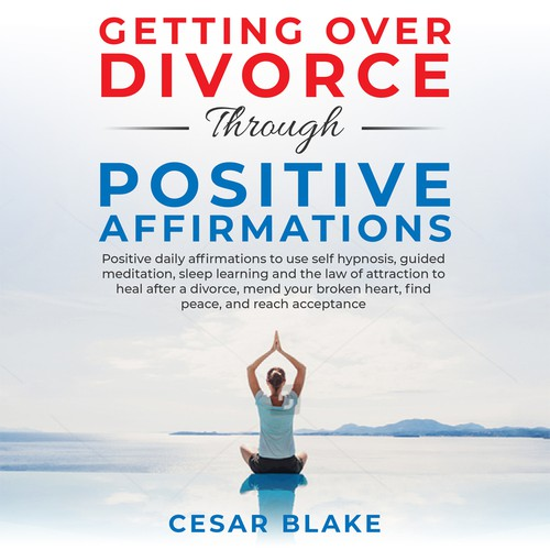 Getting Over Divorce Ebook Cover