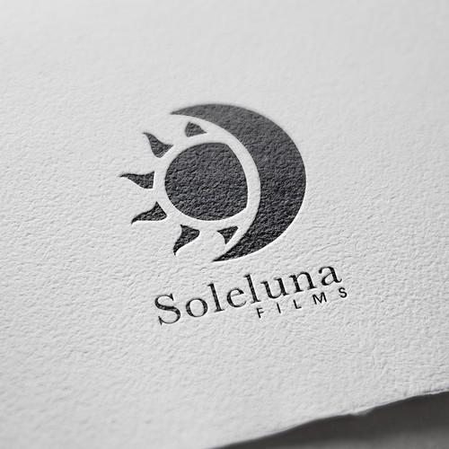 Logo Concept For Soleluna Films