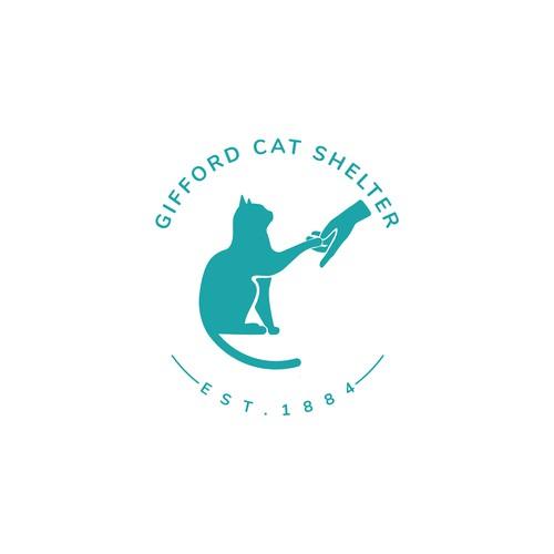 Logo - Gifford Cat Shelter