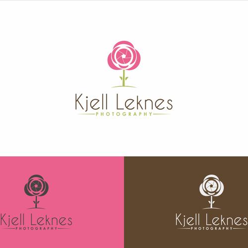 Logo concept for Kjell Leknes