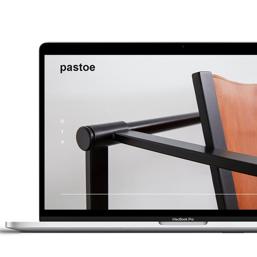 Web Design for Pastoe