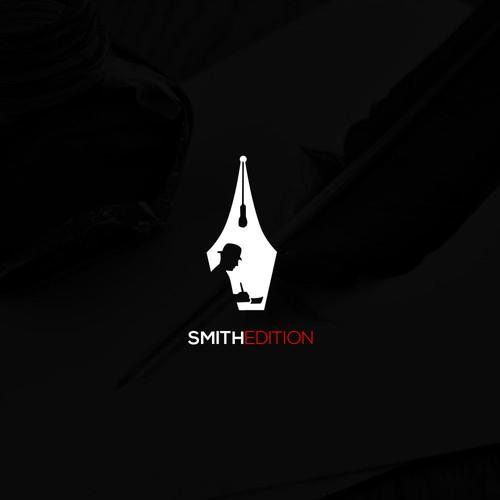 logo for writer