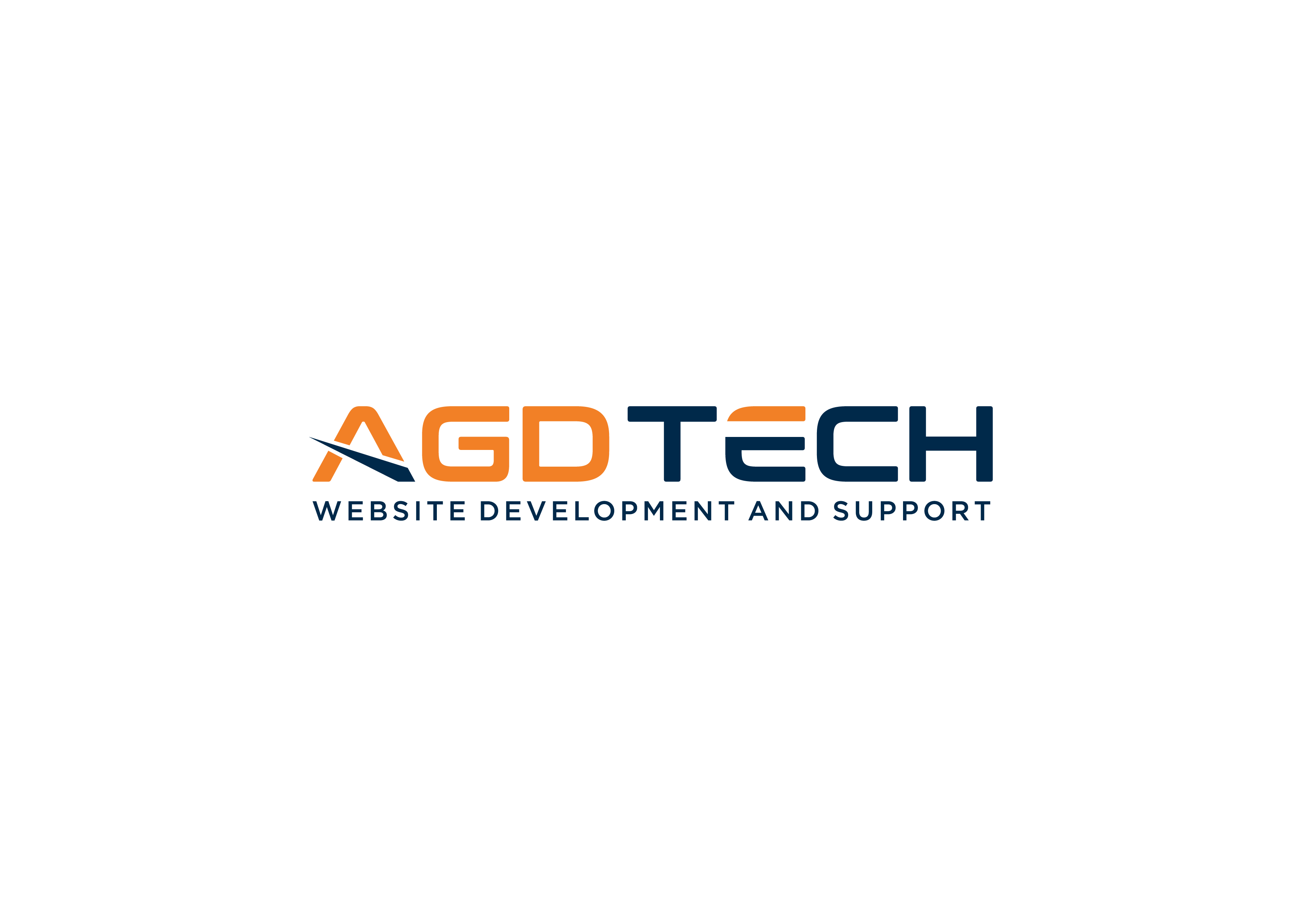 Design a Cool, Clean, Modern logo for AGD Tech that will look good on a t-shirt