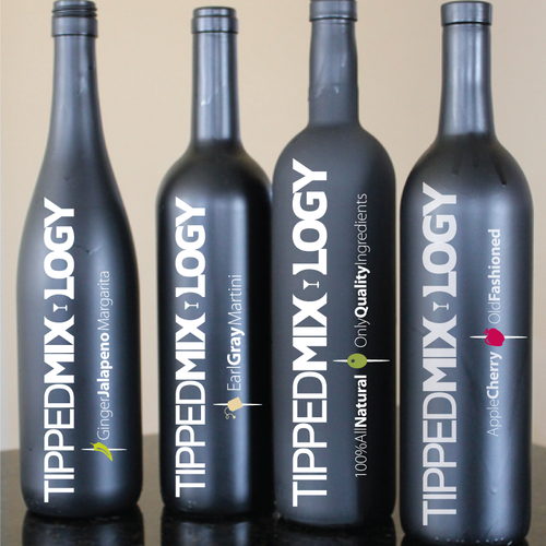 Logo for Tipped Mixology