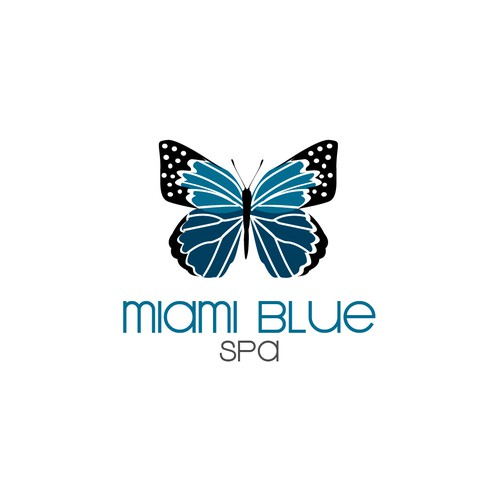 Who can create the most beautiful Miami Blue Butterfly