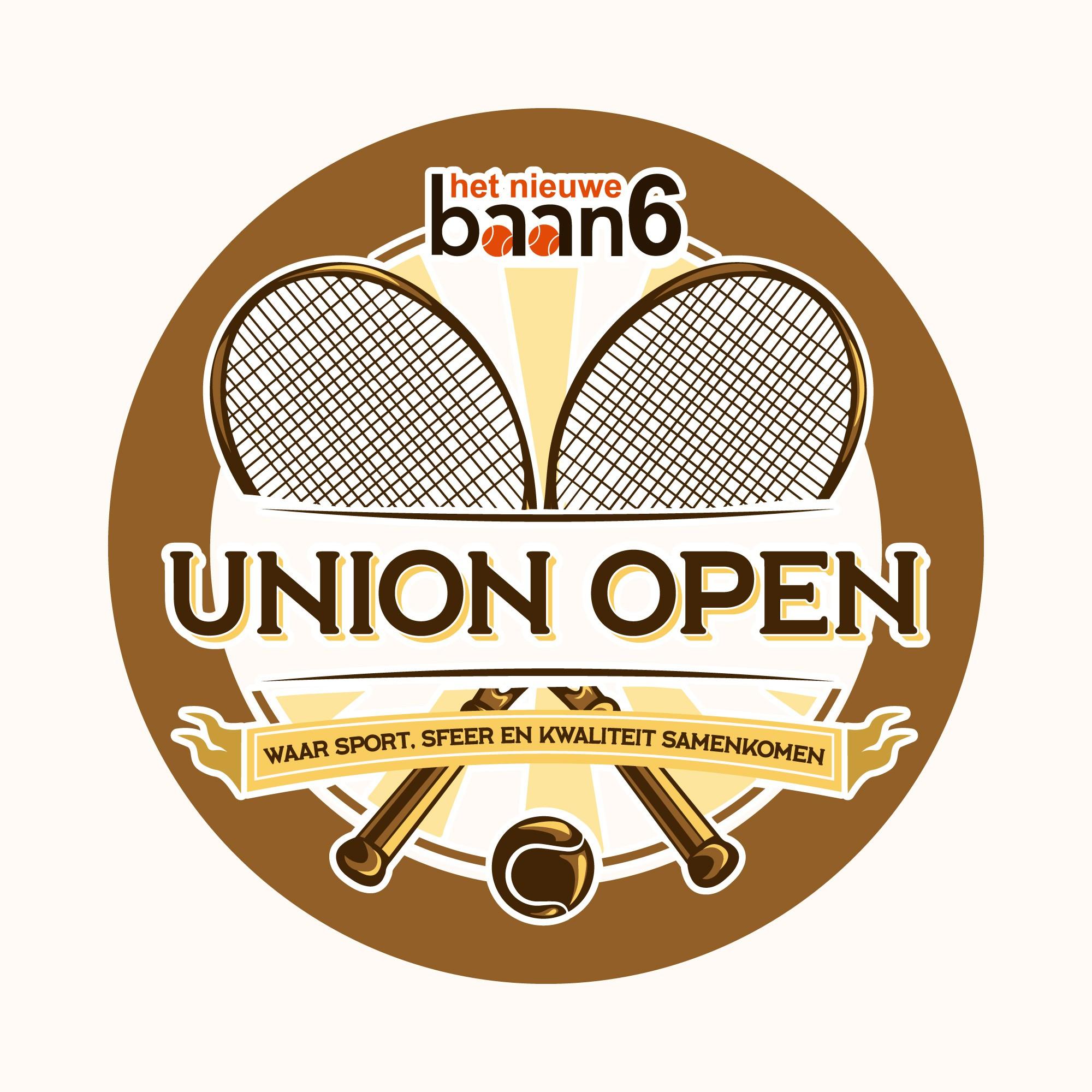 Logo voor nieuw sportevenement met sfeer & uitstraling van een festival