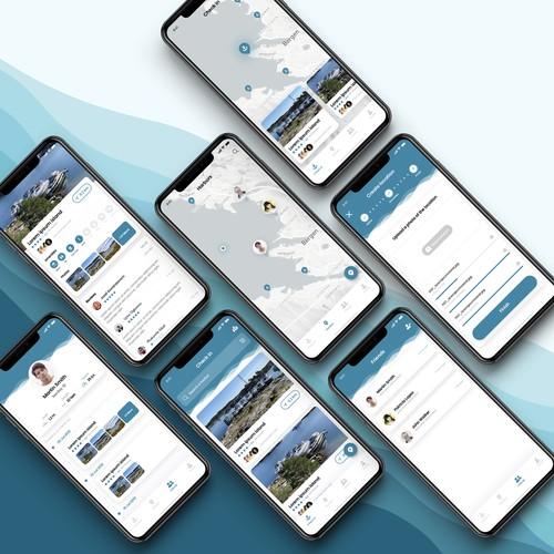 Harbor Discovery app