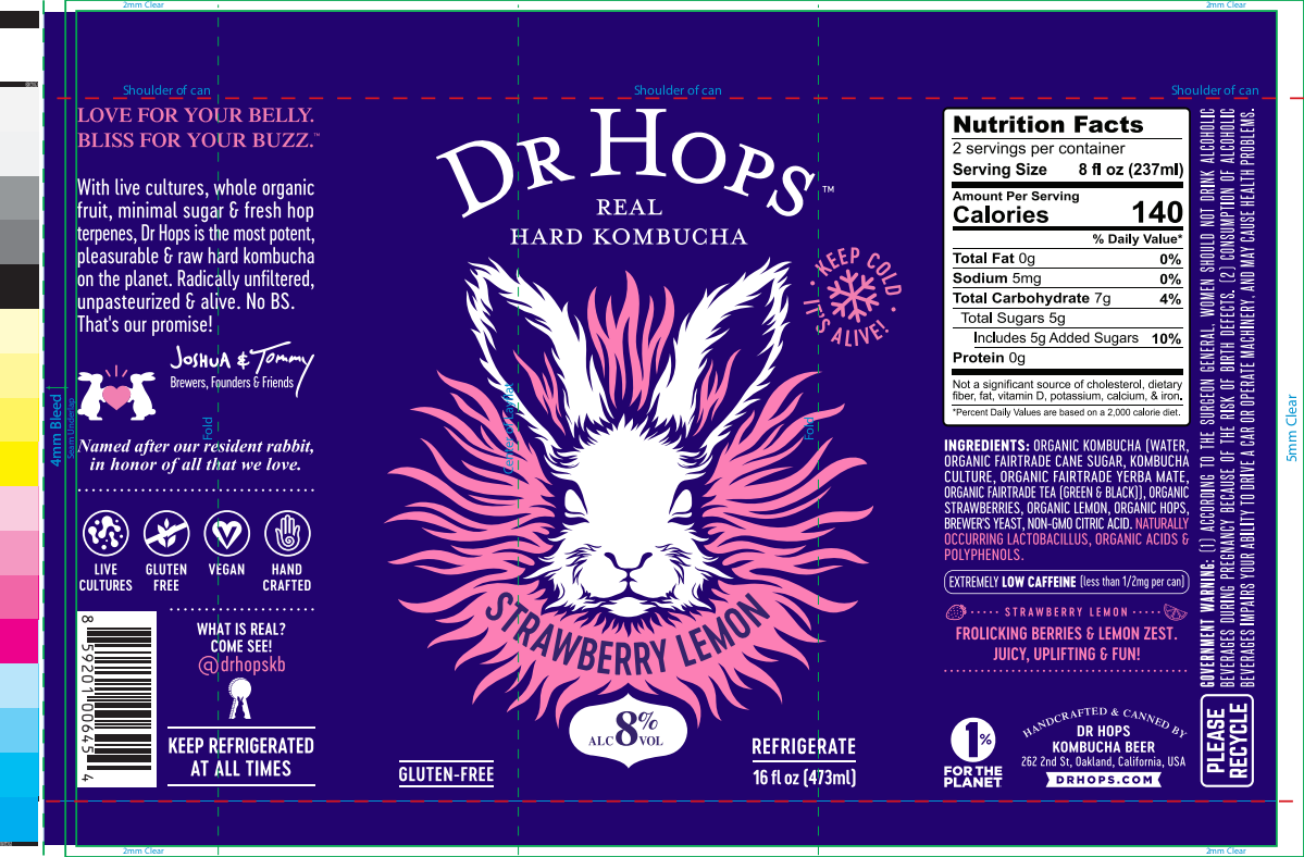 Adapt Dr Hops 16OZ CAN Labels for New Die Line