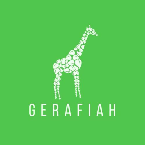 Logo for an online shop Gerfiah