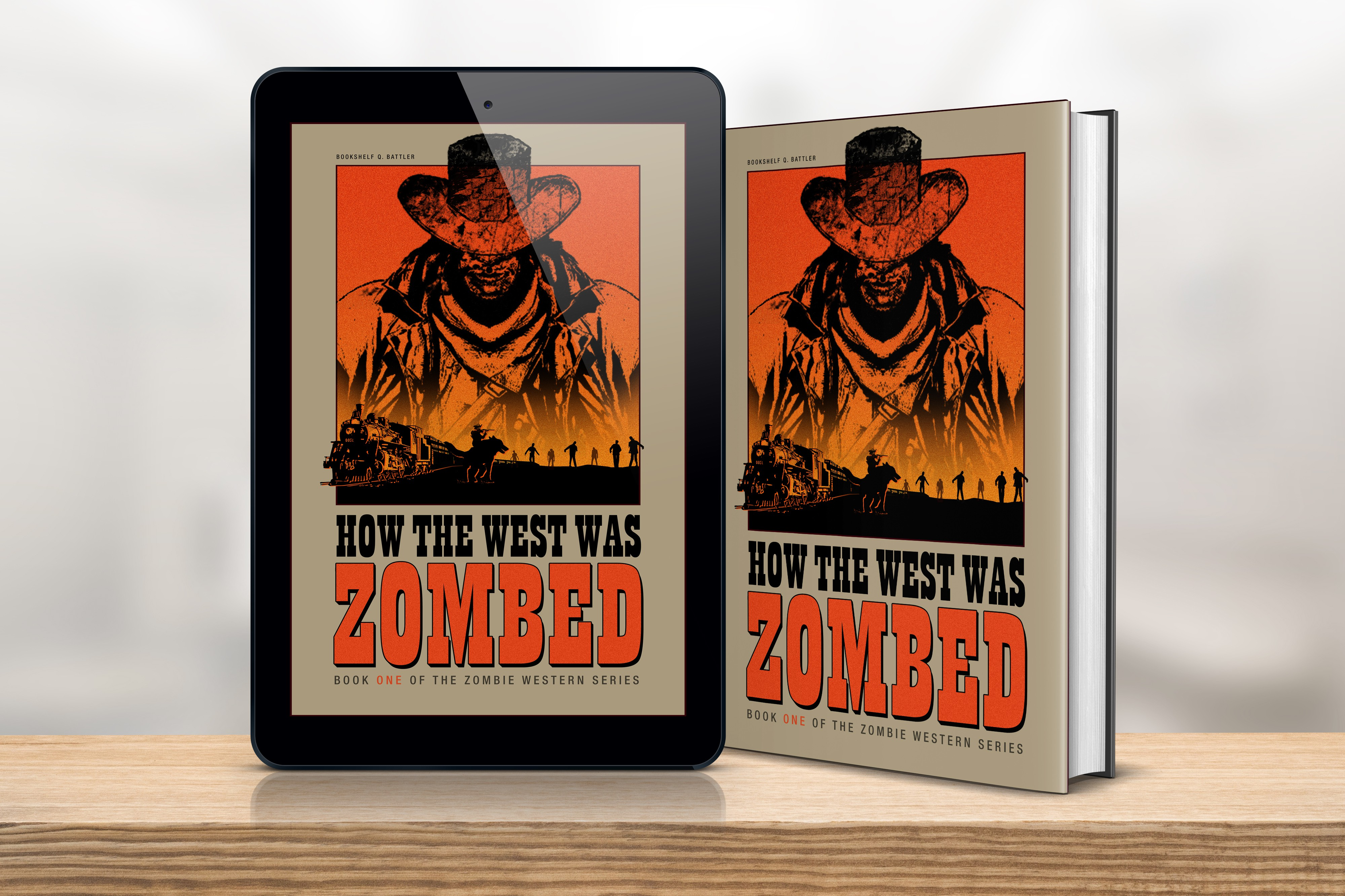 How the West Was Zombed