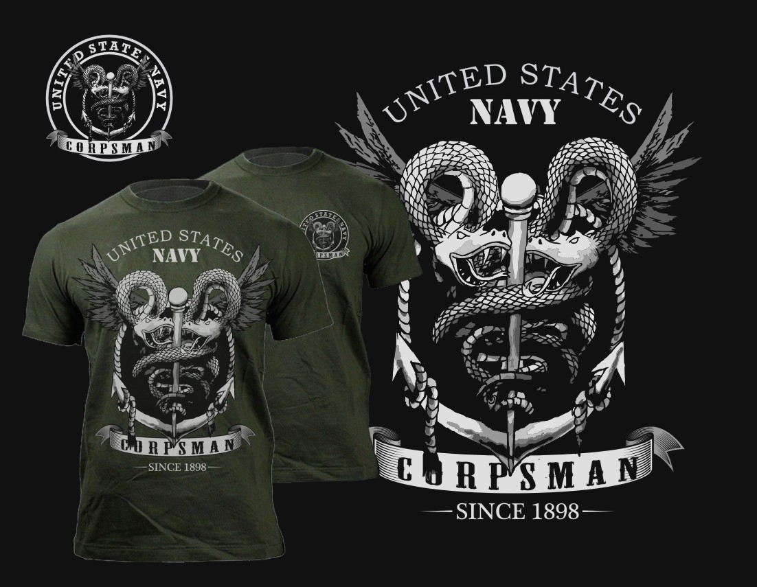 CREATE AWESOME MILITARY DESIGN - ILLUSTRATION - WINNER OFFERED FULL TIME WORK