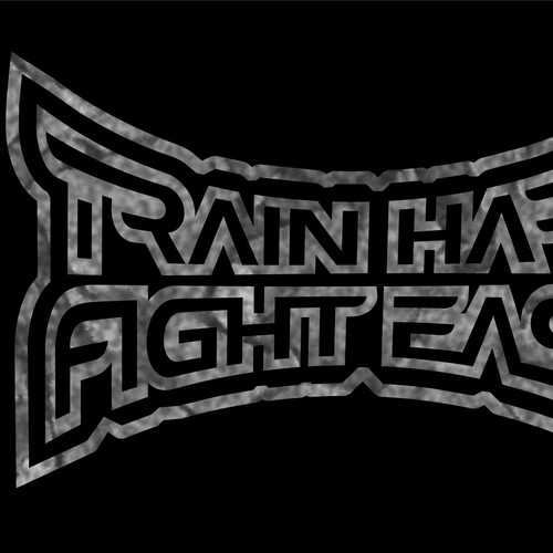 New logo wanted for Train Hard Fight Easy