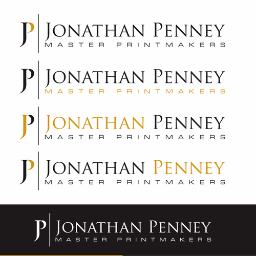 logo design for Jonathan Penney, Inc