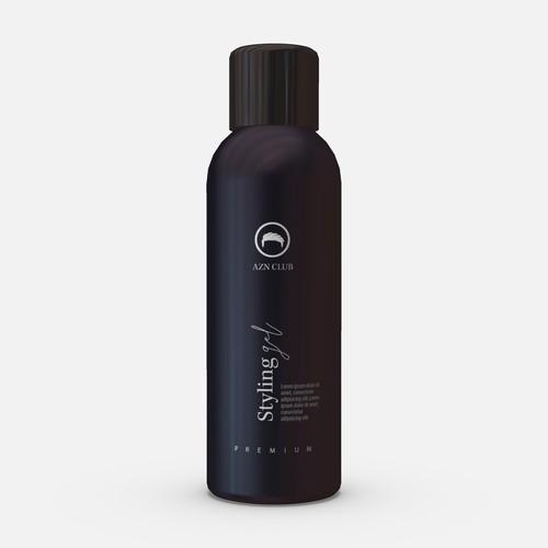 Styling Haar gel