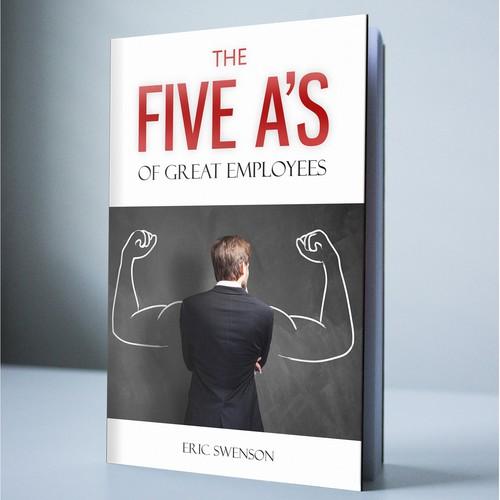 Book cove design for breakthrough hiring managing employees.