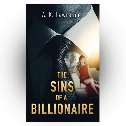Ebook Cover for The Sins of A Billionaire