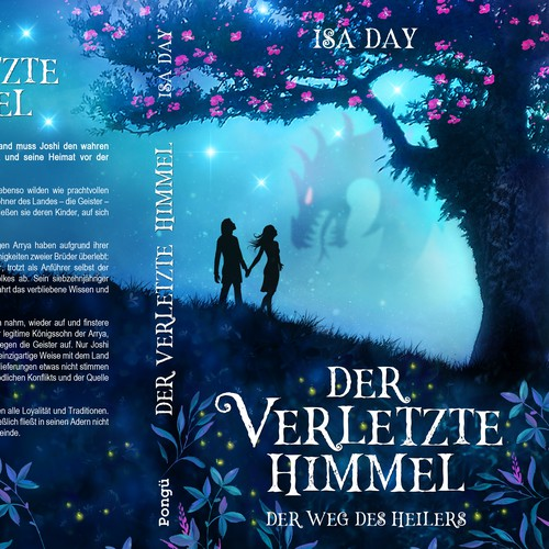 Der weg des Heilers, Book 1 - Young adult fantasy series.