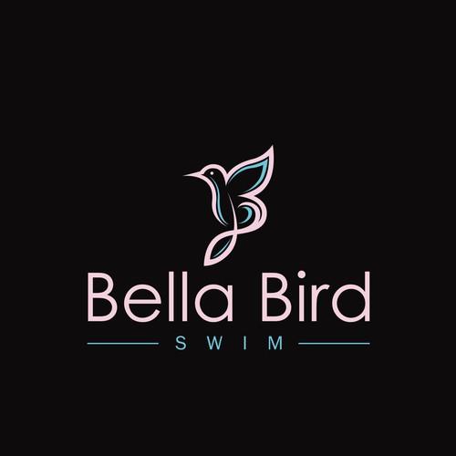 Bella Bird SWIM the logo