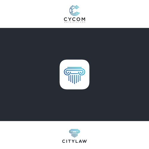 CityLaw App Icon and Logo