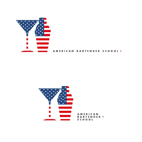 American Bartender School Logo