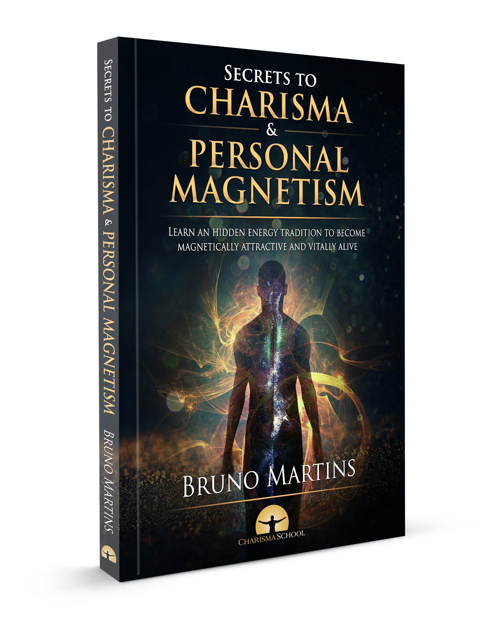 Design a Cover for a Personal Magnetism and Charisma Book!