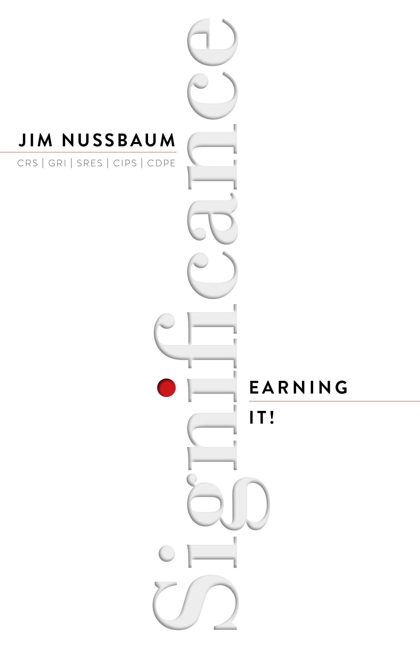 Clean, elegant paperback book cover design