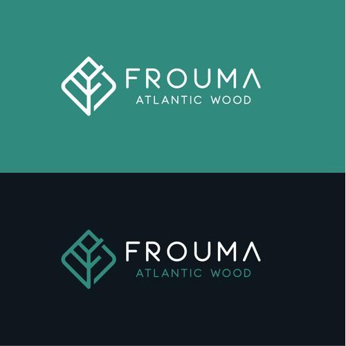 Diseño logotipo marca de mobiliario de diseño