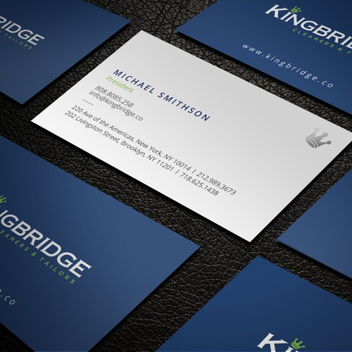 Business Card for Kingsbridge