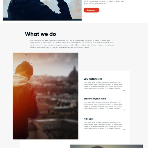 StrongHealth Homepage