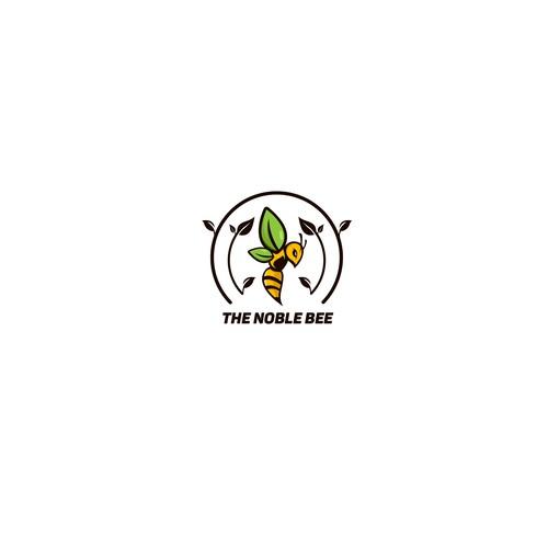 Logo Design - The Noble Bee