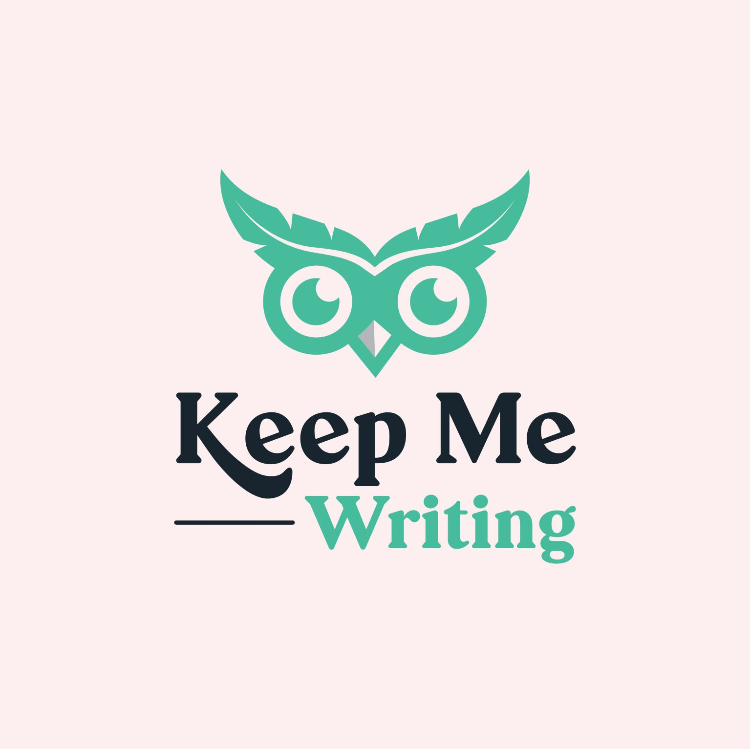 Logo Needed - Inspire Writers to Finish Their Books!
